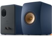 KEF LS50 Meta | Altavoces color Azul Blanco Negro Titanio - Oferta Comprar