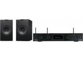Audiolab 6000A Play + KEF Q350