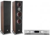 Audiolab 6000A + Dali Oberon 9