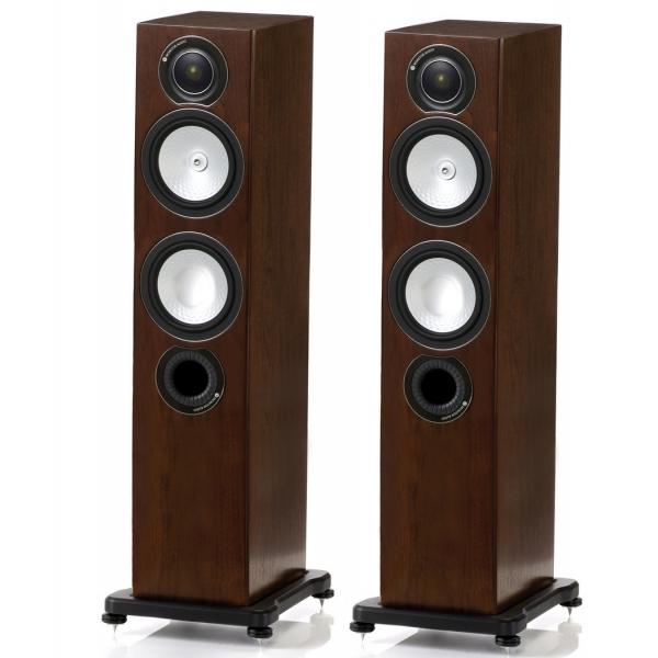 Monitor Audio Silver RX 6 Altavoz de suelo, 2,5 vias. Puerto reflex frontal. 8 O