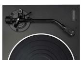 Audio Technica AT-LP5 | Tocadiscos con Phono y control electrónico de velocidad 33/45