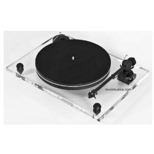 Giradiscos Project 2Xperience Basic + Acryl giradiscos manual con brazo de carbo