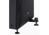 Sonus Faber Toy Tower Leather Altavoz de suelo, 3 vias. Puerto reflex frontal. 8