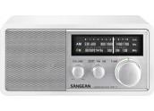 Sangean WR11 Blanco Radio
