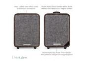 Ruark Audio MR1 MK2   Altavoces auto-amplificados Ordenador - Bluetooth - Entrada Óptica