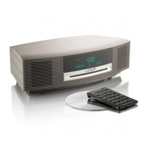 Bose Wave System sistema de sonido con Radio, CD (lee MP3), despertador, entrada