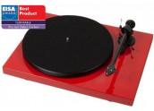 Project Debut Carbon DC 2MRed   Comprar tocadiscos Blanco - Negro - Rojo - Verde - Plata
