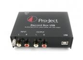 Project Record Box USB