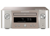 Marantz MCR612 Melody X - Equipo sonido 60 Watios con HEOS, Alexa, AirPlay2