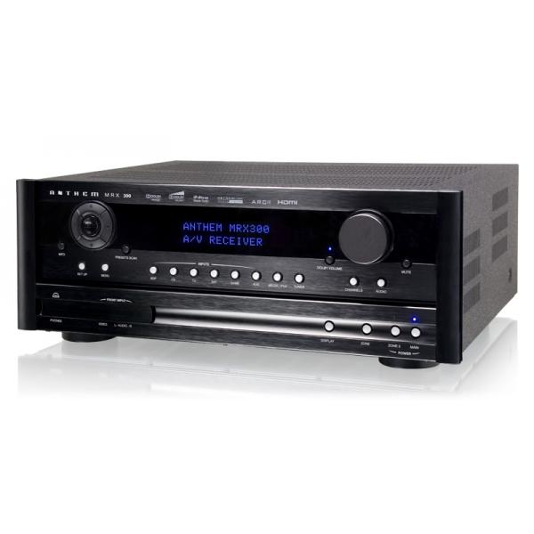 Anthem MRX-300 Receptor 3D. Anthem Room Correction. 80W x 7 canales. Oferta Juli