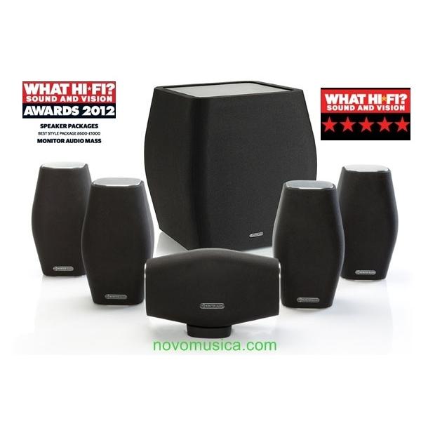 Altavoces Home Cinema Monitor Audio MASS Sistema Altavoces 5.1 Monitor Audio MAS