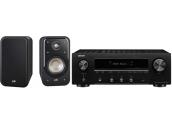 Denon DRA800H + Polk Audio...