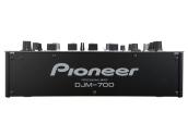 Pioneer DJM-700 Disponible en Plata y Negro. Mesa 4 canales salida digital, samp