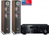 Yamaha RN803 + Dali Oberon 5