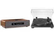 Ruark R5 + Audio Technica...