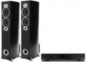 Audiolab 6000A + Polk Audio...
