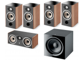 Focal Aria 906 Negro/Walnut...