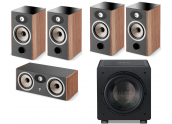 Focal Aria 906 Negro-Walnut...