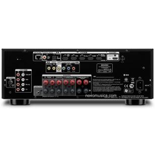Amplificador Cine en Casa Denon AVR2113 4K 95 Watios 6 HDMI airplay