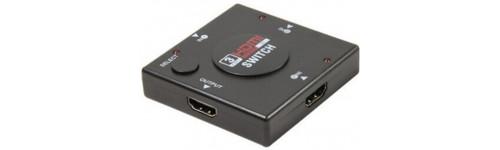 Selector entradas HDMI